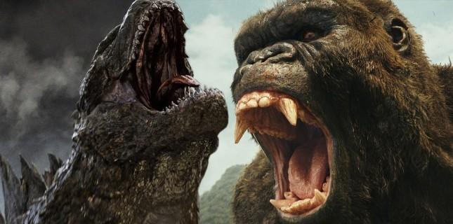 Godzilla vs. Kong'un çekimlerine başlanıyor!