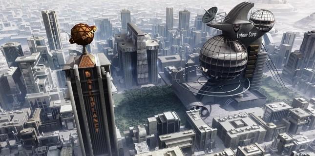 'Gotham' ekibinden 'Metropolis' dizisi geliyor!