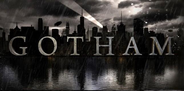 Gotham Setinden İlk Fotoğraflar