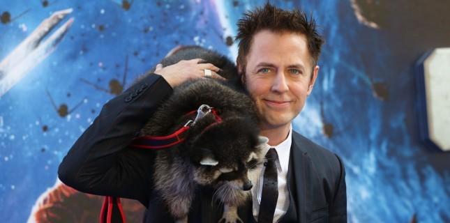 Guardians Of The Galaxy Oyuncuları Projeden Kovulan Yönetmen James Gunn'a Destek Veriyor