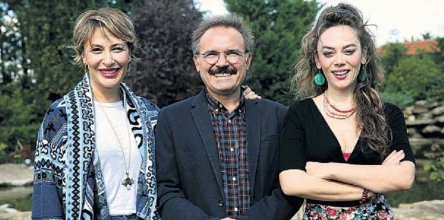 Gülse Birsel'den 'Aile Arasında' Toplantısı