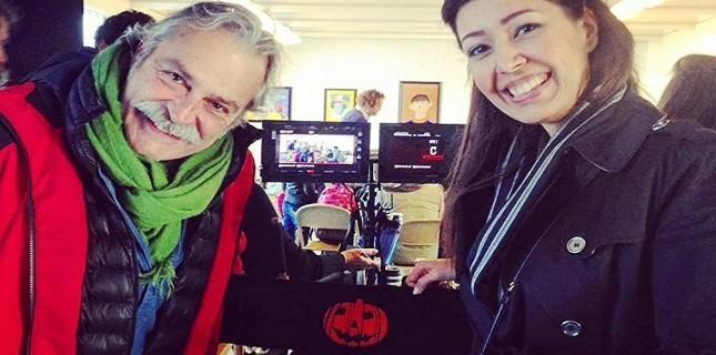 Haluk Bilginer'li 'Halloween' filminin çekimleri tamamlandı