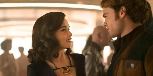 Han Solo filminden yeni görseller yayınlandı
