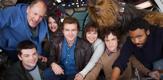 Han Solo filminin konusu belli oldu