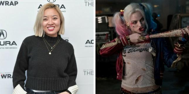 Harley Quinn filminin yönetmenliği için Cathy Yan ile görüşülüyor
