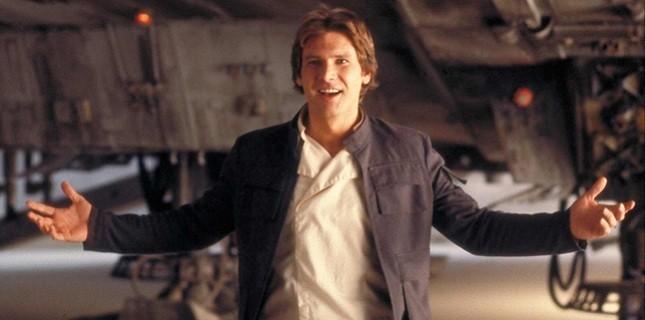 Harrison Ford Han Solo Olarak Geri Dönüyor
