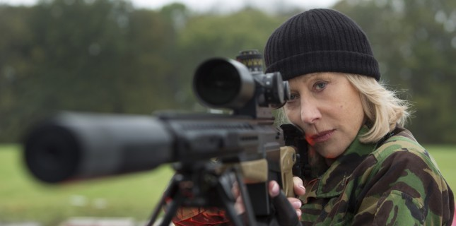 Helen Mirren 'Anna' Kadrosunda