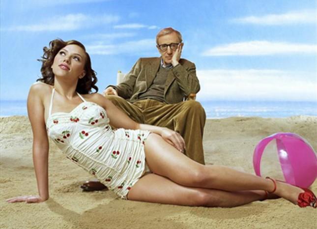 Herkes Woody Allen'ın peşinde