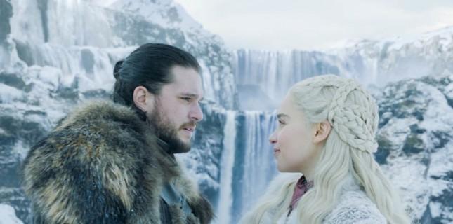 Game of Thrones'un 8. Sezonu 1. Bölümüyle Rekor Kırdı!