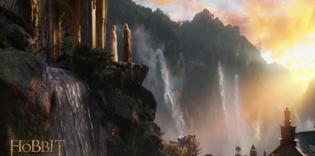Hobbit'in 3.filmi geliyor...