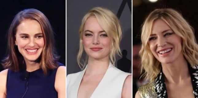 Hollywood'daki 300 kadından cinsel tacize karşı kampanya