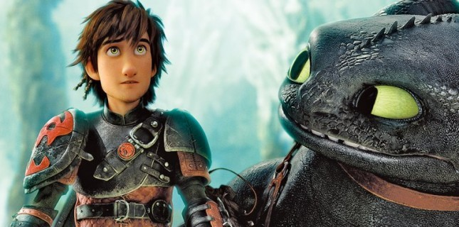 How To Train Your Dragon 3'den Yeni Fotoğraflar Geldi!