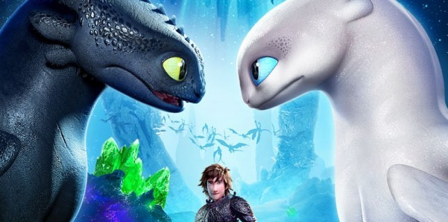 How to Train Your Dragon 3'den İlk Poster Geldi
