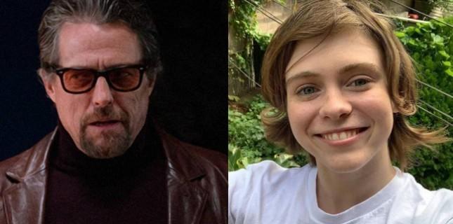 Hugh Grant ve Sophia Lillis Dungeons & Dragons Filminin Kadrosuna Katıldı