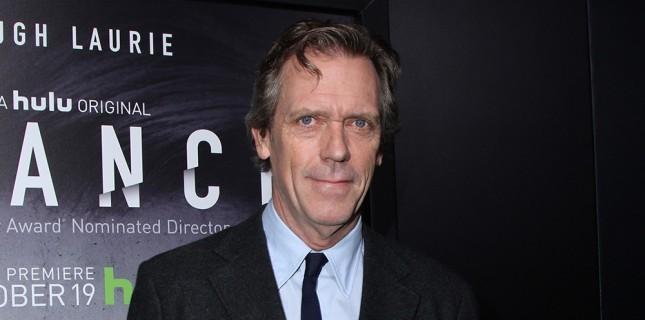 Hugh Laurie HBO'nun Yeni Komedi Dizisinde Yer Alacak