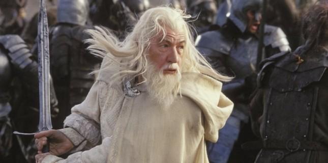 Ian McKellen, Gandalf'ı yeniden canlandırmak istiyor!