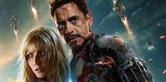 Iron Man 3 Filminden Yeni TV Fragmanları