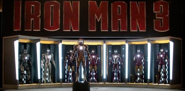 Iron Man 3 fragmanı yayınlandı, 3 Mayıs 2013'te sinemalarda