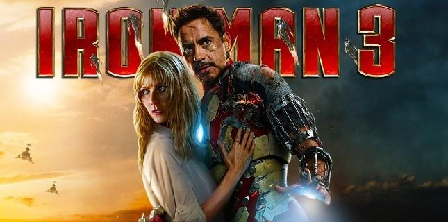 Iron Man 3 Gişeyi Salladı!