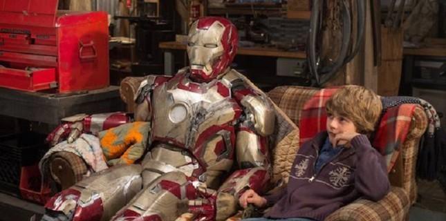 Iron Man 3'ten Bir Karakter Avengers'a Katıldı
