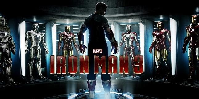 İron Man 3'ten Yeni Afişler