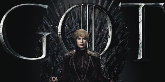"İşte ""Game Of Thrones"" un Merakla Beklenen 8. Sezon Afişi!"