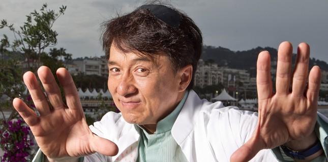 Jackie Chan: Babam Bir Casustu