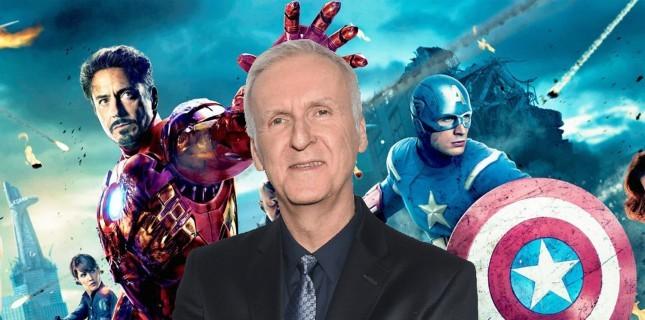 James Cameron: Umarım izleyiciler süper kahramanlardan sıkılır