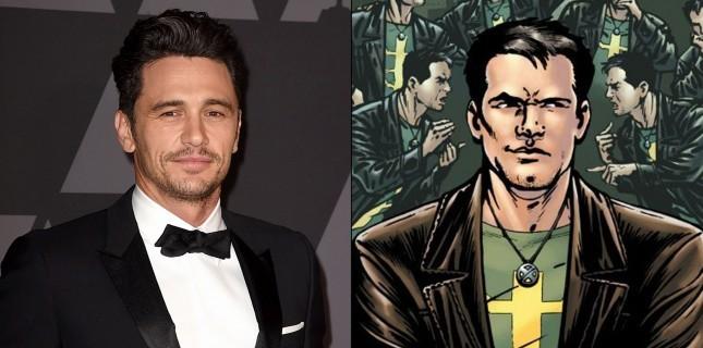 James Franco bir X-Men filminin başrolünde!