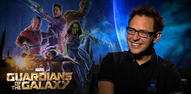 James Gunn, Guardians of the Galaxy Vol. 3'nin Yönetmen Koltuğuna Tekrardan Oturdu