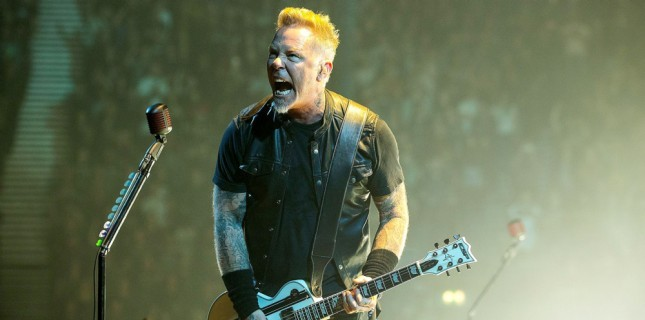 James Hetfield seri katil Ted Bundy filmine katıldı