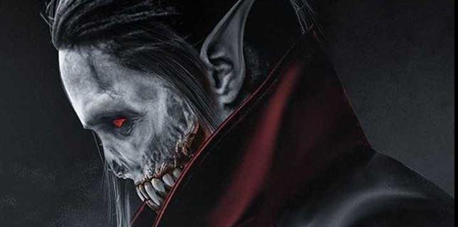 Jared Leto ve Matt Smith'in Rol Aldığı Morbius Filminden Yeni Kareler!