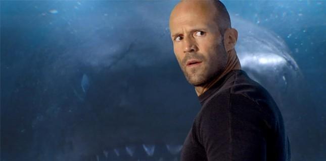 Jason Statham Filmi Meg'in Yeni Posteri Paylaşıldı