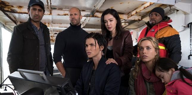 Jason Statham Filmi 'The Meg'in Devam Filmi İçin Çalışmalar Başladı