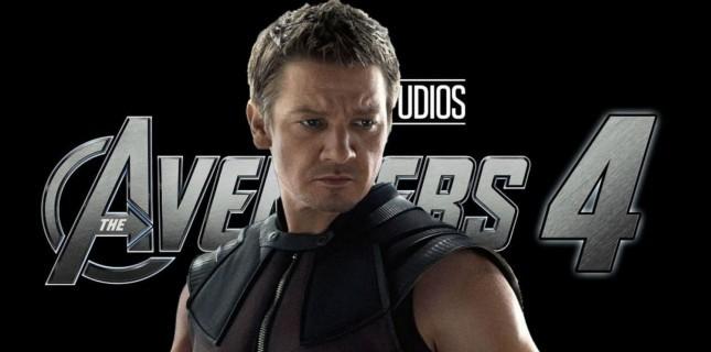 Jeremy Renner'dan Avengers'a veda