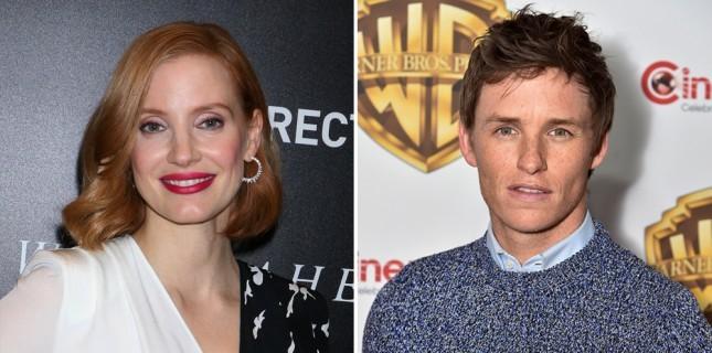 Jessica Chastain ve Eddie Redmayne Gerilim Filmi 'The Good Nurse'de Başrolleri Paylaşacak