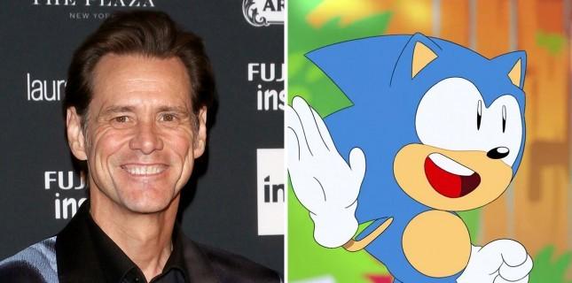 Jim Carrey Sonic The Hedgehog'un Kadrosuna mı Giriyor?