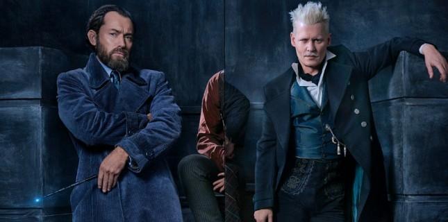 J.K. Rowling'ten Dumbledore ve Grindelwald İlişkisiyle İlgili Açıklama Geldi