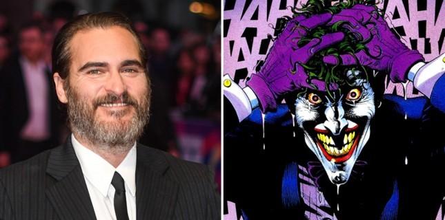 Joaquin Phoenix'li Joker Filmi Geliyor!