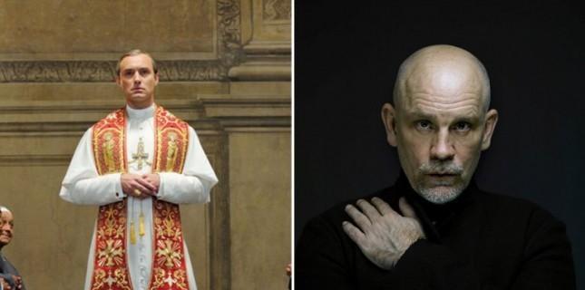 John Malkovich The Young Pope'un Devam Dizisinde Yer Alacak