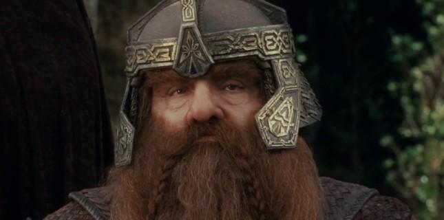 John Rhys-Davies (Gimli): Tolkien'ın kemikleri sızlıyor olmalı