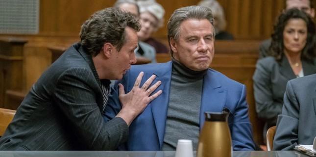 John Travolta'nın Yeni Filmi Rotten Tomatoes'un En Düşük Reytingini Aldı