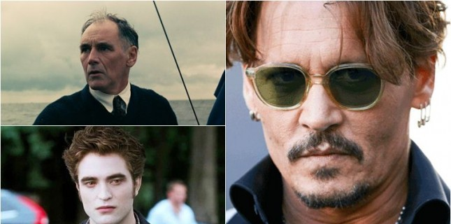 Johnny Depp'li 'Waiting for the Barbarians'dan İlk Kare