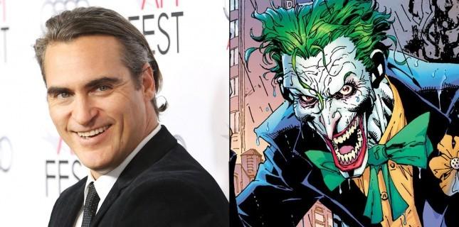 'Joker' rolü için Joaquin Phoenix'le görüşülüyor!