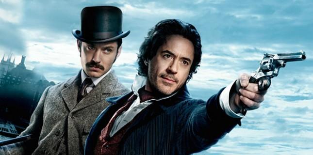 Jude Law 'Sherlock Holmes 3' ile İlgili Konuştu