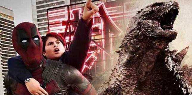 Julian Dennison Godzilla vs. Kong Kadrosuna Katıldı