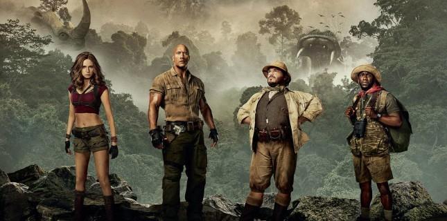 Jumanji: Vahşi Orman'ın devam filmi yolda!