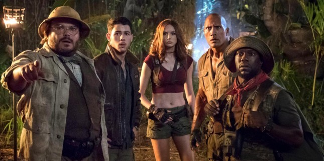 Jumanji: Welcome To The Jungle Devam Filminden İlk Görsel