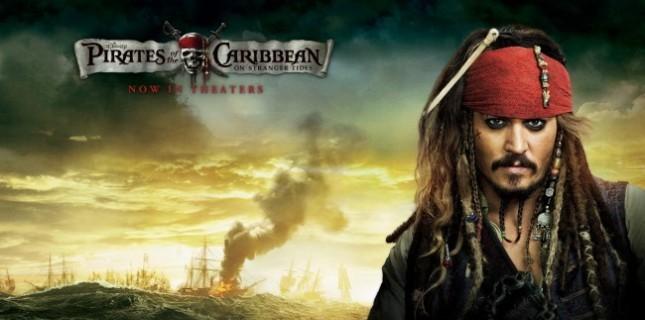 'Karayip Korsanları'nın 5. filmi 2015'te