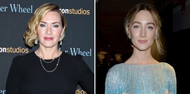 Kate Winslet ve Saoirse Ronan Romantik Dönem Filmi 'Ammonite'in Başrollerini Paylaşacak